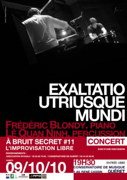 a bruit secret [concerts]