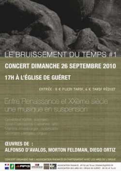 a bruit secret [concerts] #1