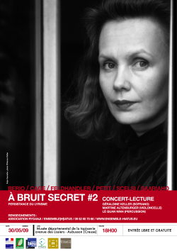 a bruit secret [concerts] #2