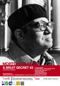 a bruit secret [concerts] #3