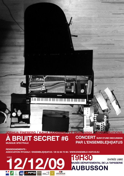 a bruit secret [concerts] #6