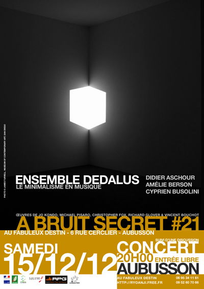 a bruit secret [concerts] #21