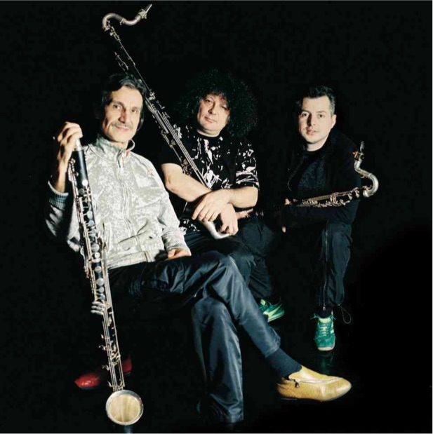 Trio de Clarinettes