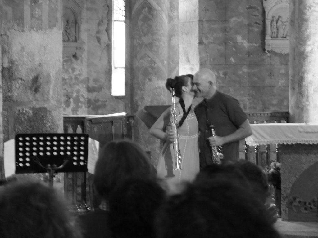 Violaine Gestalder & Michel Doneda